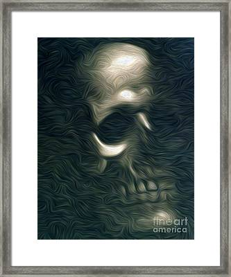This Mortal Coil Framed Print by Gregory Dyer