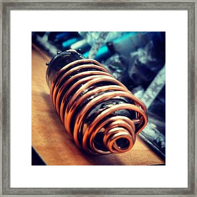 This #vacuumtube Will Potentially Be Framed Print