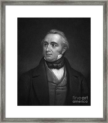 Thomas Babington Macaulay Framed Print