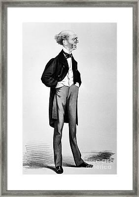 Thomas Hughes (1822-1896) Framed Print