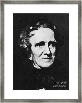 Thomas Sully (1783-1872) Framed Print