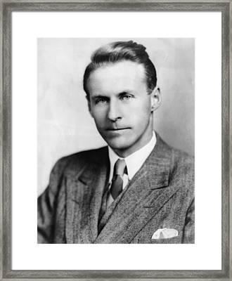 Thor Heyerdahl 1914-2002, Norwegian Framed Print by Everett