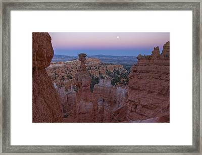 Thor's Hammer Framed Print by Photography by David Thyberg