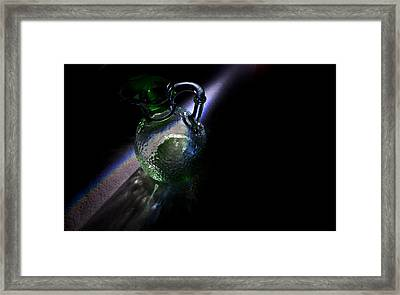 Those Small Details Framed Print