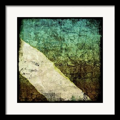 Brett Pfister Three Moods Of Modern Epic Amazing Colors Landscape Digital Framed Prints