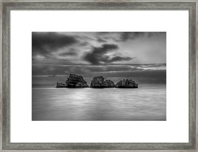 Three Wise Men Framed Print by Ryan Wyckoff