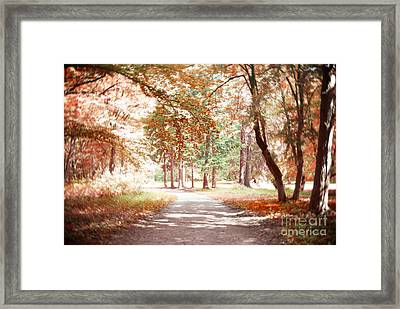 Through The Looking Glass Framed Print by Ivy Ho