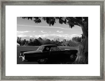 Thunderbird Framed Print by Noel Elliot
