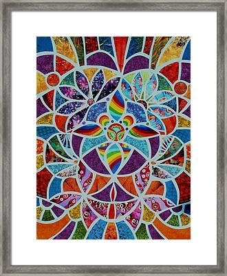Tiffany Radiance Framed Print by Bob Craig