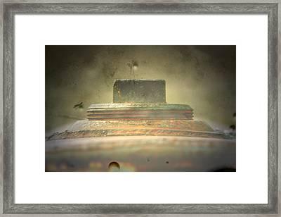 Tighten Framed Print by Mark  Ross
