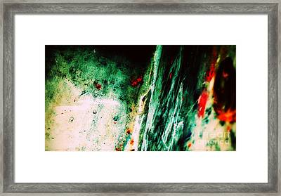 Tiibur Amantii Framed Print