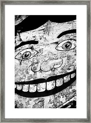 Tillie II Framed Print by John Rizzuto