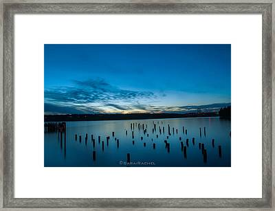 Tiltow Beach Framed Print by Sarai Rachel