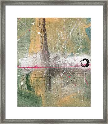 Time And Space 3 Framed Print by Mark M  Mellon