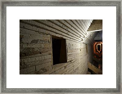 Time Capsule Framed Print by Tiffany Ball-Zerges