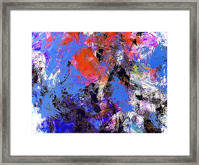 Time Is Precious Framed Print by Charles Yates