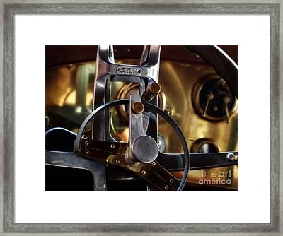 Time Machine 1922 Framed Print by Steven  Digman