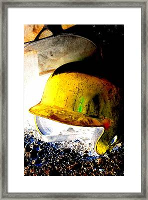 Time Out Framed Print by Cyryn Fyrcyd
