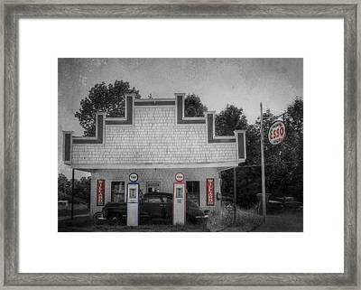 Time Stands Still Framed Print by Lori Deiter