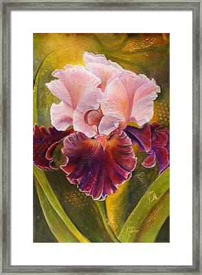 Timeless Beauty Framed Print