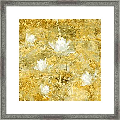Timeless Beauty Photo Collage Framed Print by Ann Powell