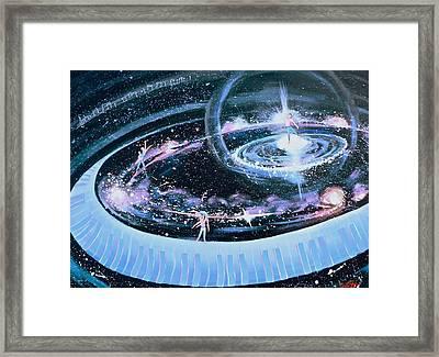 Timeless Flight Framed Print by Tammy Watt