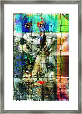 Timeless In Soweto  Framed Print by Rc Rcd