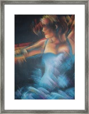Timeless Framed Print by Joanna Gates