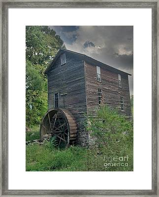 Framed Print featuring the photograph Times Forgotten by Janice Spivey
