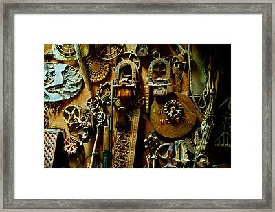 Tinkers Dream Framed Print