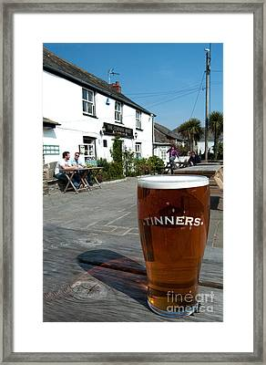 Tinners Framed Print by Rob Hawkins