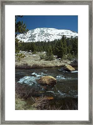 Tioga 02 Framed Print
