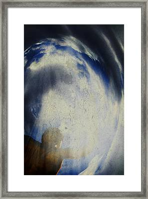 Titan At Play Framed Print