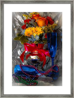 To 2012 Framed Print by DigiArt Diaries by Vicky B Fuller
