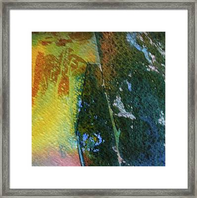 Framed Print featuring the painting To Have And To Hold by Mary Sullivan