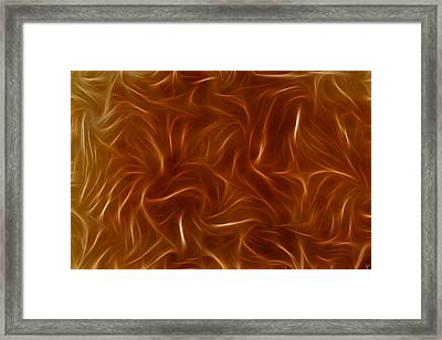 To Hot To Handle Framed Print by Tilly Williams