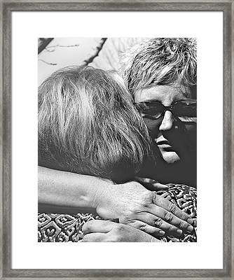 To Love Framed Print