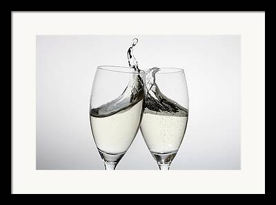 Prosecco Photographs Framed Prints