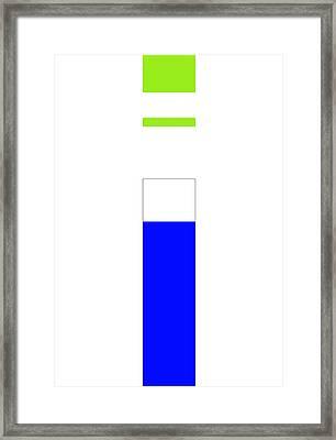 Tobu Framed Print