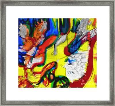 Tocatoca Framed Print by Toteto Toteto
