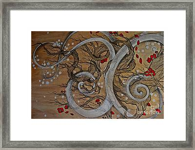 Today Forever Framed Print