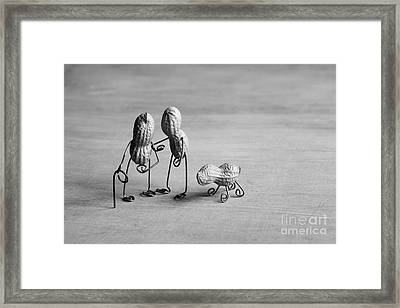 Together 01 Framed Print by Nailia Schwarz