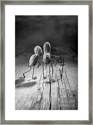 Together 06 Framed Print by Nailia Schwarz