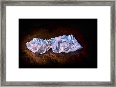 Token Of Her Love Framed Print by Steven Richardson