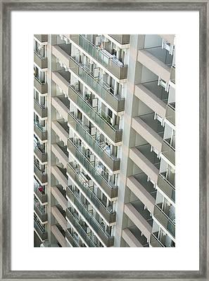 Tokyo, Japan Framed Print