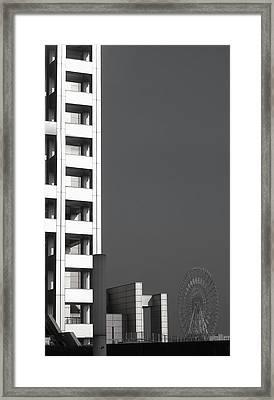 Tokyo's Devil's Wheel Framed Print