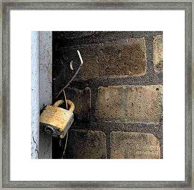 Tones 3 Framed Print by Gary Everson