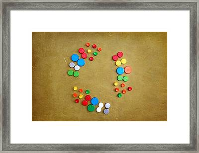 Top Recycler Framed Print by Kelly Sillaste
