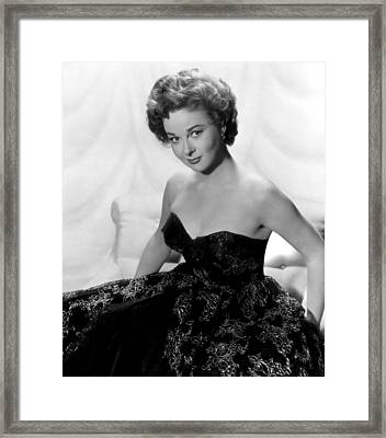 Top Secret Affair, Susan Hayward, 1957 Framed Print
