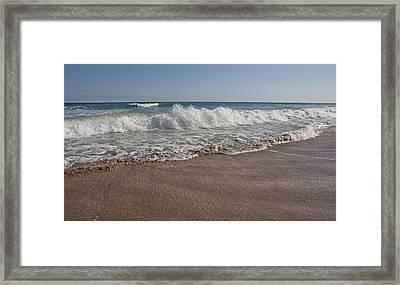 Topsail Paradise Framed Print by Betsy Knapp